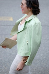 Theory-green-leather-jacket-Covet-and-Acquire-2